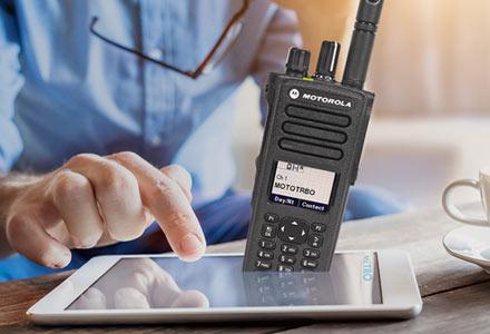 Motorola XPR 7550e Portable Two Way Radio Metro