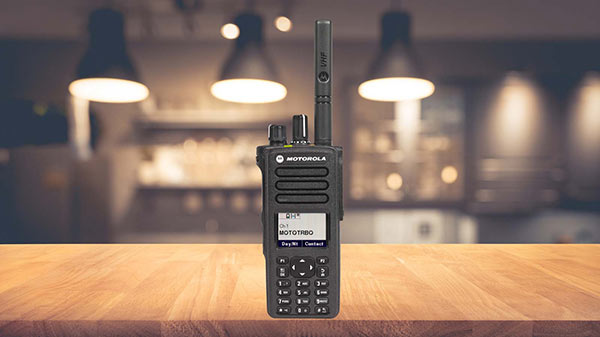Motorola Two-Way Radio Sales Service Rental Metro