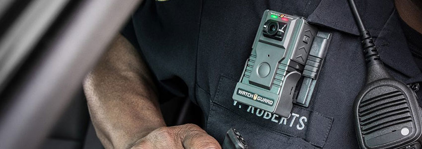 Watchguard Vista Body Cameras