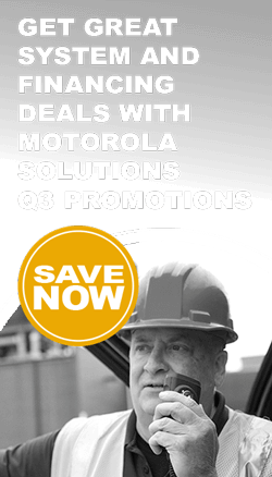 Motorola Two-way Radio Specials
